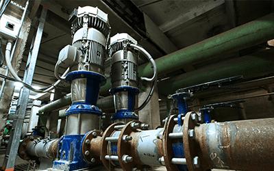 Huollamme pumput ja pumppaamot - Flowplus Oy