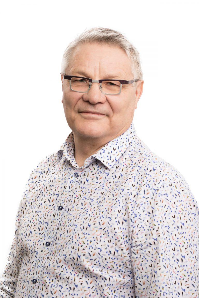 Toimitusjohtaja Jarmo Piippo